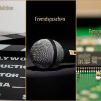Fotografie – Filmproduktion – Fremdsprachen